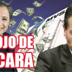 Estos Millones Pagó Peña Nieto Para Deshacerse de Carmen Aristegui