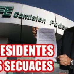 López Obrador Saca la Lista Negra de los Principales Saqueadores en la CFE