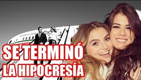 Sofía Castro y Paulina Peña Pretelini no Pasarán Juntas la Navidad