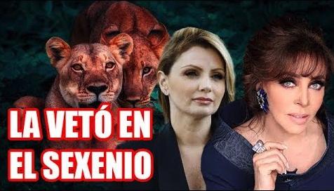 Verónica Castro Está de Regreso y Quiere Revancha Contra Angélica Rivera