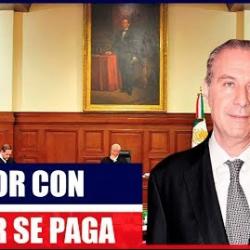 Juan Collado Quiere Llevar su Caso a la Suprema Corte Porque Ahí Tiene Tres Ministros Allegados